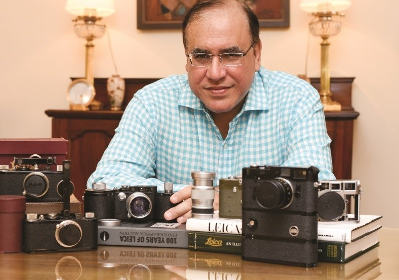 Picture Perfect: Ferzaan Engineer's Fabulous Collection Of Leicas